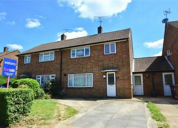 Thumbnail 3 bedroom semi-detached house for sale in High Dells, Hatfield, Hertfordshire