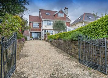 Thumbnail 5 bed detached house for sale in Higher Lane, Langland, Swansea