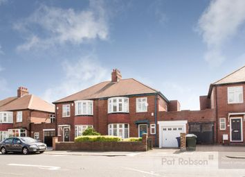 Thumbnail 4 bed semi-detached house to rent in Fenham Hall Drive, Fenham, Newcastle Upon Tyne