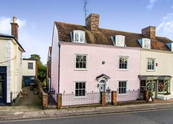Thumbnail 6 bedroom semi-detached house for sale in The Green, Writtle, Chelmsford