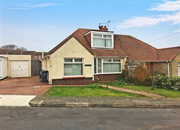 Thumbnail 4 bed bungalow for sale in Valerie Close, Portslade, Brighton, East Sussex