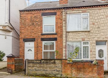 Thumbnail 2 bed end terrace house for sale in Victoria Street, Nottingham, Nottinghamshire