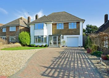 Thumbnail 5 bedroom detached house for sale in Withdean Avenue, Goring-By-Sea, Worthing, West Sussex