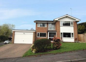Thumbnail 4 bed detached house for sale in Hill Side, Bolton