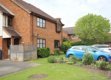 Thumbnail 1 bed semi-detached house to rent in Nether Vell-Mead, Church Crookham, Fleet