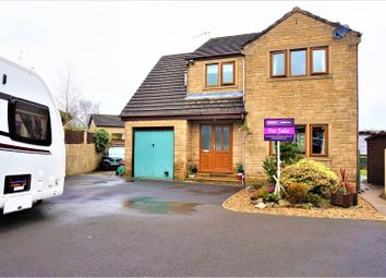 Thumbnail 4 bed detached house for sale in Long Green, Earby
