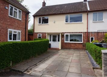 Thumbnail 3 bed semi-detached house for sale in Paignton Drive, Sale
