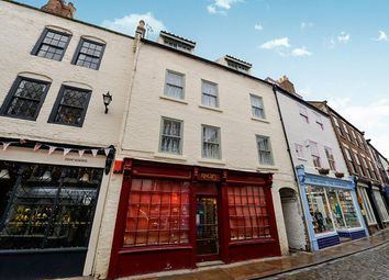 Thumbnail 4 bed flat for sale in Church Street, Whitby
