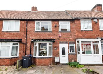Thumbnail 3 bed terraced house for sale in Maas Road, Northfield, Birmingham