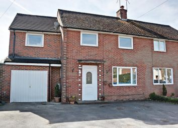 Thumbnail 3 bed semi-detached house for sale in Franklin Avenue, Tadley