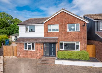 Thumbnail 5 bed detached house for sale in Highview Close, Sudbury
