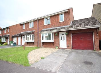Thumbnail 3 bed semi-detached house for sale in Windsor Road, Bridgwater