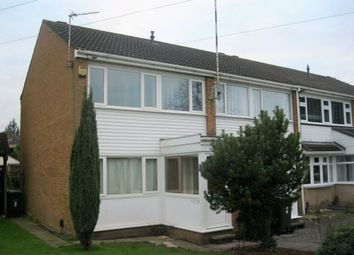 Thumbnail 3 bed terraced house to rent in Ashford Drive, Bedworth, Warwickshire