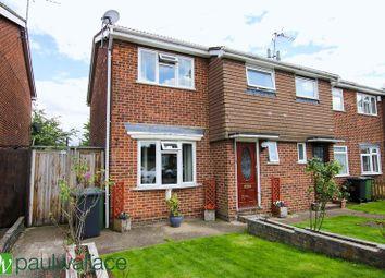 Thumbnail 3 bedroom end terrace house for sale in Garner Drive, Broxbourne