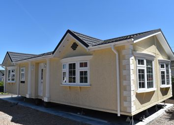 Thumbnail 2 bed mobile/park home for sale in Grosvenor Park, Boroughbridge Road, Ripon