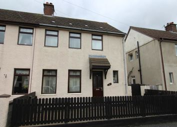 Thumbnail 3 bed semi-detached house to rent in Windsor Avenue, Newtownards