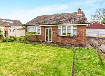 Thumbnail 2 bed bungalow for sale in Moira Road, Overseal, Swadlincote