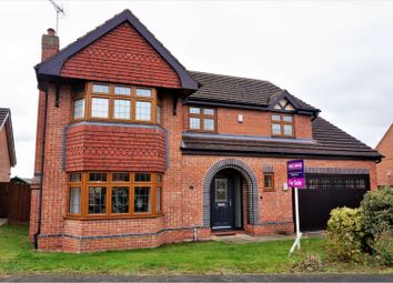 Thumbnail 5 bed detached house for sale in Occupation Lane, Edwinstowe