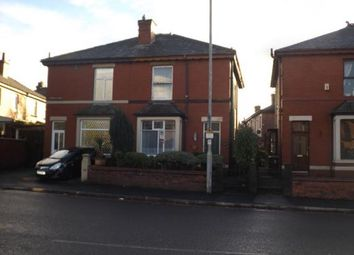 Thumbnail 3 bed semi-detached house for sale in Dumers Lane, Bury, Greater Manchester
