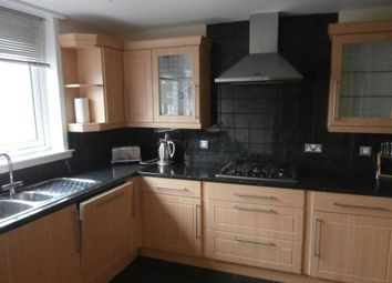 Thumbnail 2 bed flat to rent in Glenesk Road, Lhanbryde, Elgin