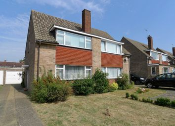 Thumbnail 3 bedroom semi-detached house to rent in Oakley Park, Bexley
