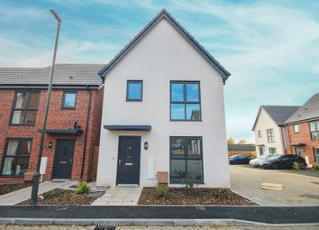 Thumbnail 3 bed detached house for sale in Greenhill Lane, Leabrooks, Alfreton