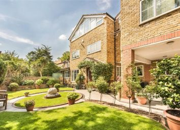 Thumbnail 5 bed flat for sale in Surrey Crescent, Chiswick