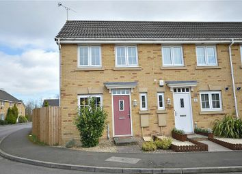 Thumbnail 2 bedroom end terrace house for sale in Schooner Close, Newport
