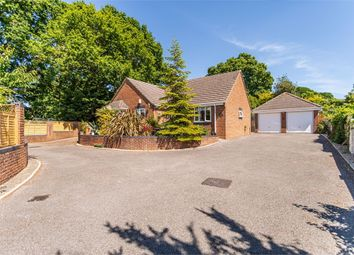 Thumbnail 4 bed detached bungalow for sale in Foxholes Road, Poole, Dorset