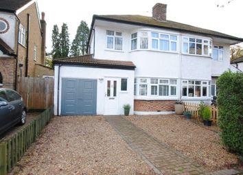 Thumbnail 3 bed semi-detached house for sale in Lacey Avenue, Old Coulsdon, Surrey