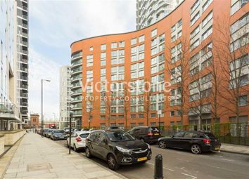 Thumbnail 3 bedroom flat to rent in Blackwall Way, Canary Wharf, London