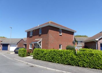 Thumbnail 3 bed detached house for sale in Sorrel Close, Weymouth, Dorset