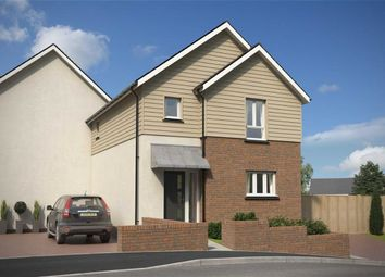 Thumbnail 2 bed terraced house for sale in Brooks Avenue, Holsworthy, Devon