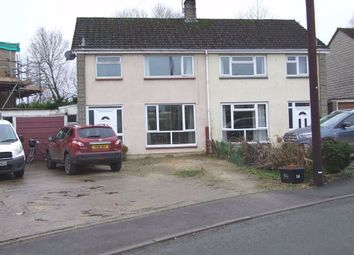 3 bed semi-detached house for sale in Newleaze Park, Broughton Gifford, Melksham SN12