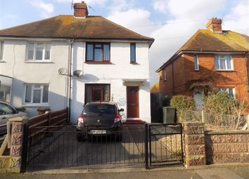 Thumbnail 2 bed property to rent in Roseveare Road, Eastbourne