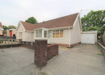 Thumbnail 2 bed detached bungalow for sale in Afan Valley Close, Cimla, Neath