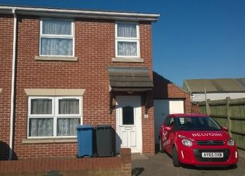 Thumbnail 3 bed semi-detached house to rent in Howard Street, Ipswich