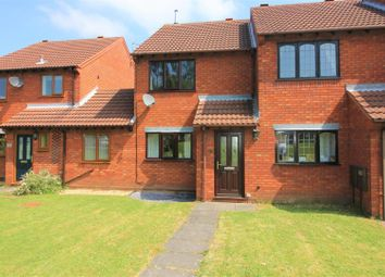 Thumbnail 2 bed terraced house for sale in Hardacre Close, Melbourne, Derby
