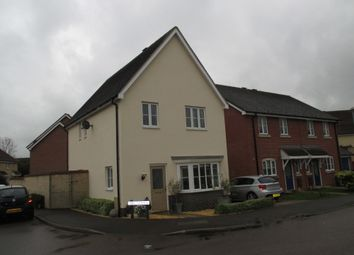 Thumbnail 3 bedroom detached house to rent in Mill Quern, Highfields Caldecote, Cambridge