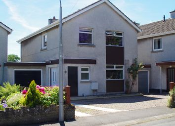 Thumbnail 3 bed link-detached house for sale in Springfield Terrace, St Boswells
