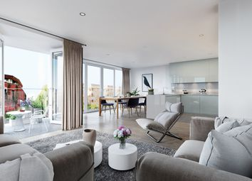 Thumbnail 2 bed flat for sale in Haggerston Road, Haggerston