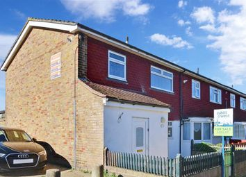 Thumbnail 3 bed end terrace house for sale in Elmside, New Addington, Croydon, Surrey