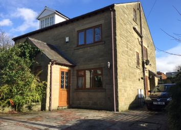 Thumbnail 4 bedroom semi-detached house for sale in Water Street, Old Glossop, Derbsyhire