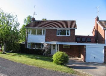 Thumbnail 4 bed detached house for sale in Woodland View, Southwell, Nottingham, Nottinghamshire