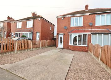 Thumbnail 3 bedroom semi-detached house for sale in West Avenue, Wombwell, Barnsley