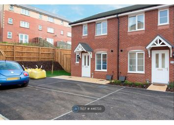 Thumbnail 3 bed end terrace house to rent in Copper Grove, Rogerstone, Newport