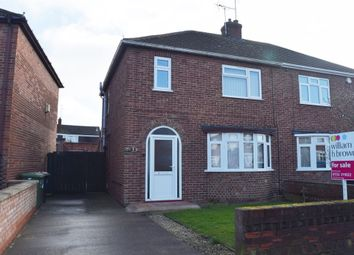 Thumbnail 3 bed semi-detached house for sale in Ayres Drive, Stanground, Peterborough