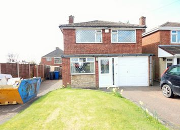 Thumbnail 3 bed detached house for sale in Thorpe Avenue, Chase Terrace