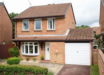 Thumbnail 3 bed detached house for sale in Copperfields, Totton, Southampton