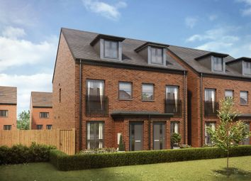 "Thumbnail 3 bed semi-detached house for sale in ""The Souter "" at Stratford Road, Shirley"